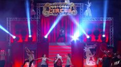A megachurch in Texas recently turned its annual Christmas production in its worship center into a circus—literally, complete with a ringmaster, tricks and