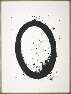 Richard Serra B.1939 AMERICAN MOCA PRINT signed, dated '99 and numbered 71/80 etching on wove paper 76.5 by 55.5cm | sotheby's