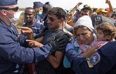 Refugiados na Europa: o drama de quem foge à guerra -