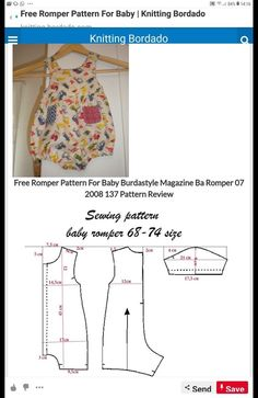 Baby Dress Patterns Sewing For Kids Baby Sewing Baby Born Diy For Girls Baby Girl Dresses Toddler Dress Knitting Patterns Free Sewing Patterns Baby Girl Dress Patterns, Baby Clothes Patterns, Dress Sewing Patterns, Baby Girl Dresses, Baby Patterns, Knitting Patterns Free, Baby Romper Pattern, Pattern Sewing, Clothing Patterns