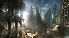 What Are Your Favorite Concept Art Pieces Of The Imperium? | Page 9 | Warhammer 40,000: Eternal Crusade - Official Forum