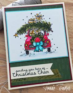 Unity Stamps/Love Bug Christmas ~