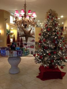 Christmas in our Lobby