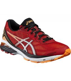 ASICS GT-1000 5 CBO TRUE RED/SILVER/HOT ORANGE