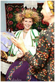 Traditional Romanian wedding from Transilvania