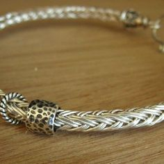 Bracelet tutorial...like this for large whole beads...