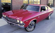 Classic Car News – Classic Car News Pics And Videos From Around The World 1969 Chevy Chevelle, Camaro Rs, Chevrolet Corvette, Chevy Muscle Cars, Best Muscle Cars, Old School Cars, Classic Chevrolet, Dream Cars, Classic Cars