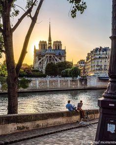 Paris Canal, Paris City, Beautiful Places In The World, Most Beautiful Cities, Tour Eiffel, Paris Travel, France Travel, Places To Travel, Places To Go
