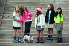 Catálogo Benetton Niños otoño invierno 2013 2014   Catálogos Infantil