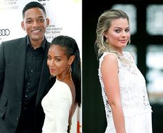 "Though a new report claims Will Smith is having an affair with his Focus costar Margot Robbie, sources tell Us Weekly his marriage with Jada Pinkett Smith is ""great"" and the actor is just friends with the 23-year-old actress"