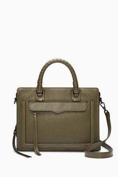925605434c52 Bree Medium Top Zip Satchel  Zip Top Medium Pebbled Leather