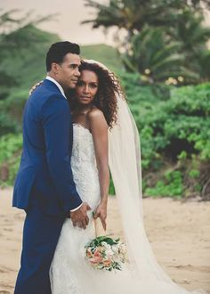 "Exclusive: Janet Mock, Trailblazing TV Host & Trans Icon, Opens Up About Her Wedding — an ""Impossible"" Dream Come True"