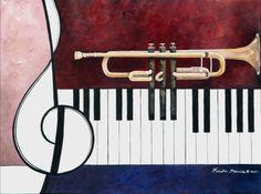 Musical Pieces, Trumpet Piano - Kristin Morris