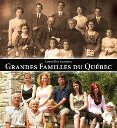 Grandes Familles du Québec   Septentrion
