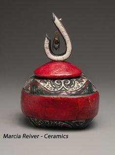 Bethesda Row Arts Festival - Oct. 19 & 20 - Marcia Reiver - Ceramics - www.bethesdarowarts.org