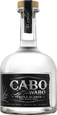 Cabo Wabo Tequila | Sammy Hagar Tequila- I will be drinking this in a few short weeks! love summaaa!