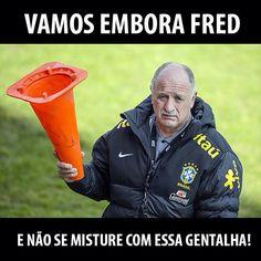 Vamos embora Fred