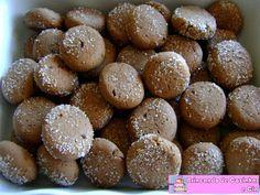 Brincando de Cozinhar e Cia: Biscoitos de Ovomaltine