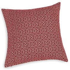 MILLAN red cushion 45 x 45 cm