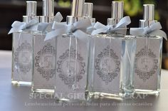 HOME SPRAY MODELO QUARTIER - LEMBRANCINHA DE CASAMENTO by Gifts for a special Occasion