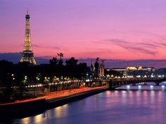 Tour de Eiffel, Paris