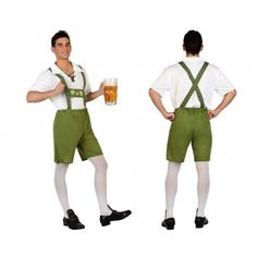 #Disfraz de #Tiroles para Hombre #Económico especial #Oktoberfest