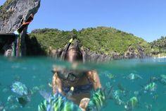 Ko Phi Phi, a ilha das ilhas! Beach Travel, Kos, Wanderlust, Mountains, Nature, Summer, Travel Ideas, Summer Time, Summer Recipes
