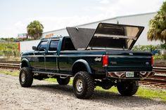 Ford F-350 Lifted Trucks