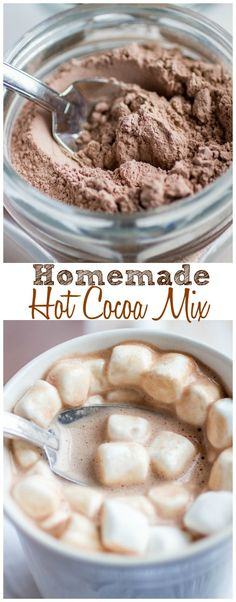 Homemade Hot Cocoa M