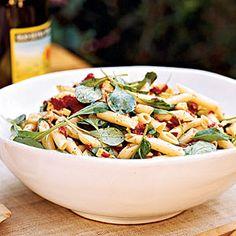 Smoked Gouda and Penne Pasta Salad | MyRecipes.com