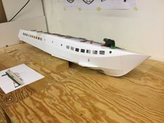 Modell 3D-printet (120cm) Power Strip, Bathtub, 3d, Scale Model, Standing Bath, Bathtubs, Bath Tube, Bath Tub, Tub