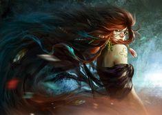 Wind Queen_by rustikuz