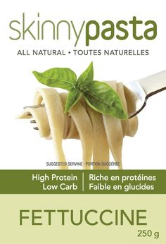 Avoiding Carbs? Try this Pasta! High protein, low carb pasta that will suit everyone in your family