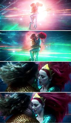 You must defeat Orm. And what if I can't? Last time, he was in his element. This time, make him fight in yours.
