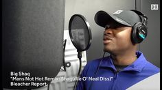 Big Shaq  Mans Not Hot Remix (Shaquille O Neal Diss Track) Rapper Big Shaq went after NBA icon Shaquille ONeal. Find more exclusive sports coverage: http://ift.tt/yO6Sgr Subscribe: https://www.youtube.com/user/BleacherReport?sub_confirmation=1 Follow us on Twitter: http://www.twitter.com/bleacherreport Like us on Facebook: http://ift.tt/1gc3oTz