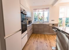 From German handleless kitchens to bespoke painted in-frame kitchens, browse our ranges and pick your style. Kitchen In, Kitchen Cabinets, Handleless Kitchen, Home Decor, Decoration Home, Room Decor, Cabinets, Home Interior Design, Dressers