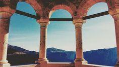 Greece meteora ancient beauty