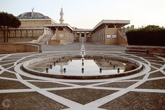 The Mosque of Rome / Moschea di Roma [by Paolo Portoghesi]_photo by CostinGxG