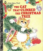 I think I got this one shortly after it was published.  The premise of a kitten climbing a Christmas tree and encountering all kinds of talking ornaments in their own little world fascinated me for years, and I wrote little stories off and on for various school assignments under the same premise through high school.