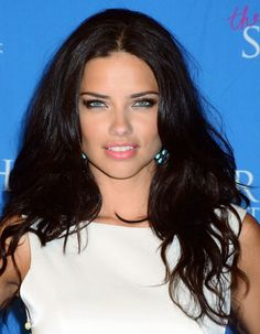 Adriana Lima is a beautiful Brazilian bombshell! She has been an Angel since 2000. That's a long time! She is definitely one of the top models of all time.