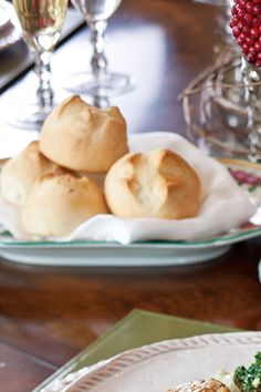 Easy Dinner Rolls- rising right now. I'll let you know...
