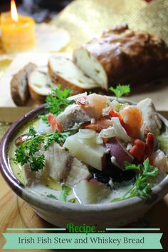 Irish Fish Stew Reci