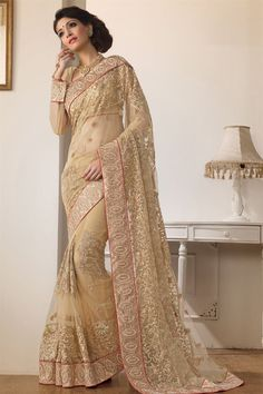 Must have party wear sarees at MapleFashions. Indian party sarees online shopping in UK, USA and worldwide is easy and safe with us.We also deal in wholesale sarees. Indian Wedding Sari, Saree Wedding, Wedding Wear, Bridal Sarees, Buy Designer Sarees Online, Latest Designer Sarees, Designer Wear, Indian Dresses, Indian Outfits