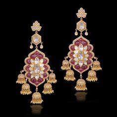 Buy Jewellery Online in India Dainty Jewelry, Modern Jewelry, Wedding Jewelry, Silver Jewelry, Diamond Jewelry, India Jewelry, Jewelry Art, Fashion Jewelry, Antique Earrings