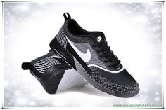 chuteiras barata Masculino Nike Air Max Thea Print Preto / Branco 599408-011A
