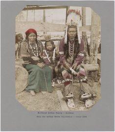 Flathead Family - Ca 1904 Native American Wisdom, Native American Beauty, Native American Photos, Native American Tribes, Native American History, American Life, American Art, Indian Family, Native Indian