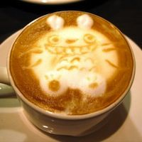 This is rad. 10 photos of amazing latte art - I Love Coffee