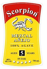 Best Buy Liquors Scorpion Mezcal Anejo 5 Year