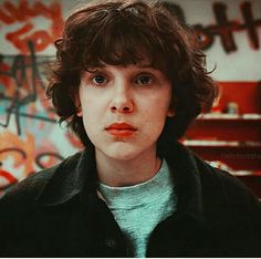 Read from the story Memes de Stranger Things by softxrw (( ͡°ᴥ ͡° ʋ)) with reads. Stranger Things Fotos, Bobby Brown Stranger Things, Stranger Things Aesthetic, Eleven Stranger Things, Stranger Things Netflix, Stranger Things Season, Millie Bobby Brown, Aesthetic Photo, Short Hair Styles