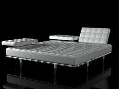 Cassina Privé Bed   Philippe Starck